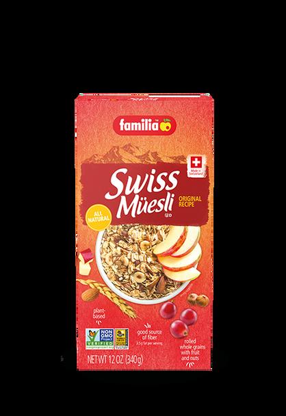 Familia Swiss Müesli Original Cereal 12oz (340g)