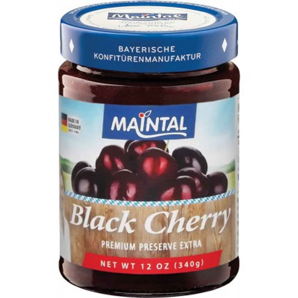 Maintal Black Cherry Fruit Spread 11.6oz (330g)
