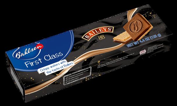 First Class Baileys Crispy Wafers 4.4oz (125g)