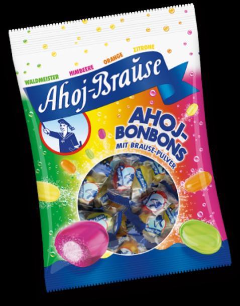 Ahoj-Brause Ahoj-Bonbons mit brause-pulver 150g