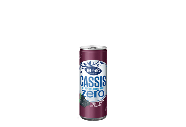 Hero Original Cassis Fruit Drink 250ml