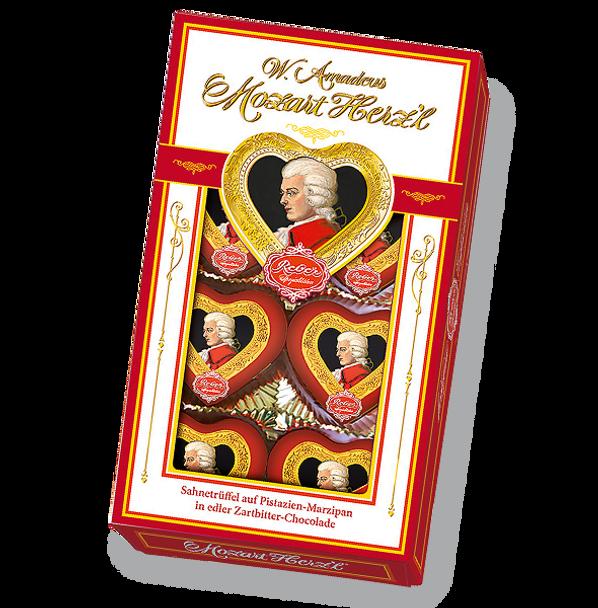 Reber MOZART HEARTS 2.8oz (80g)