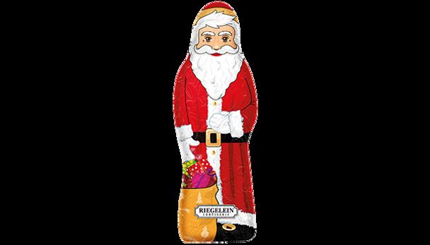 Riegelein Chocolate Santa Claus 125g