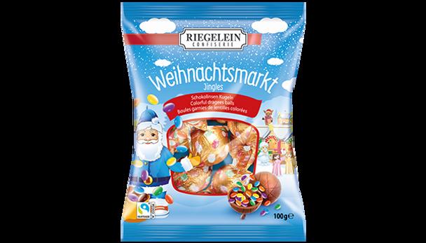 Riegelein Confiserie Weihnachtsmarkt 100g
