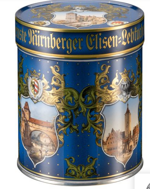 Lebkuchen-Schmidt Elisen Tin 330g