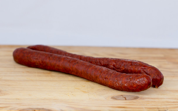 Hungarian Hot & Spicy Hard Sausage Per. 1LB.