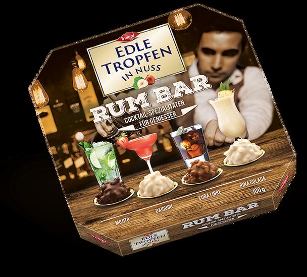 Trumpf Edle Tropfen Rum Bar 100g