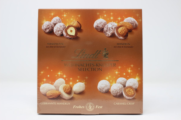 Lindt Weihnachts-Knusper Selection Frohes Fest 8.5oz (210g)