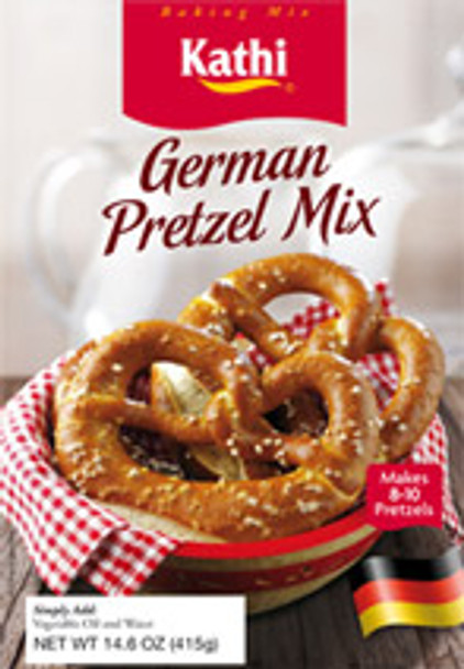 Kathi German Pretzel Mix 14.6 oz (415g)