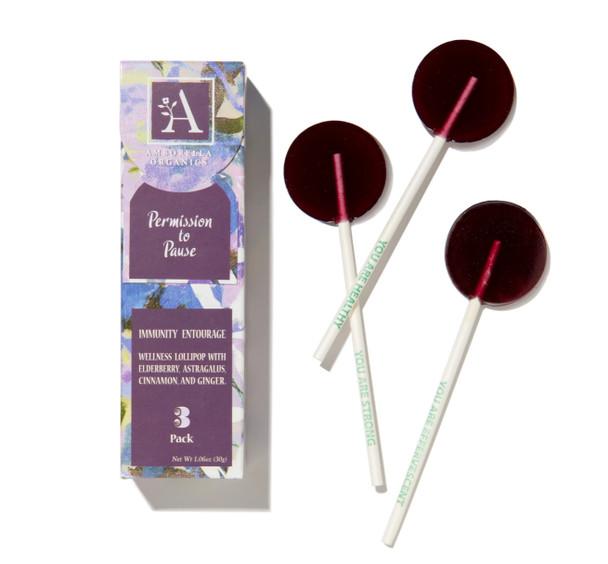 Amborella Organics Permission to Pause: Immunity Entourage (3 Pack) 1.06oz (30g)