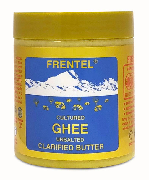 Frentel Ghee Unsalted Butter (226g)(non-refrigerated)