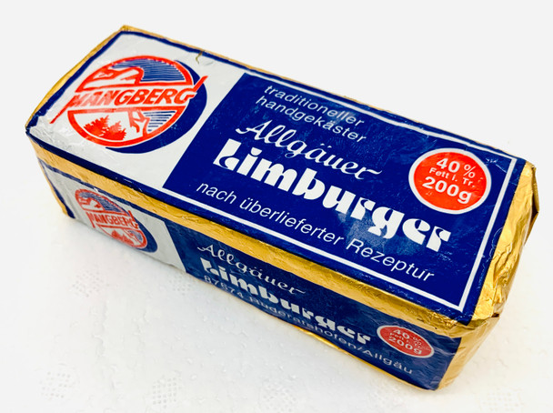 Mangberg Allgauer Limburger Cheese 200g