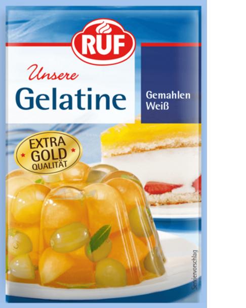 Ruf Unsere Gelatine 3x9g
