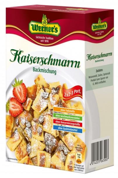Werners Kaiserschmarrn Mix 280g