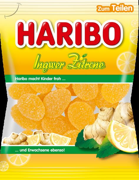 Haribo Ginger-Lemon 4oz (113g)