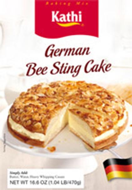 Kathi German Bee Sting Cake 17.8oz (505g)