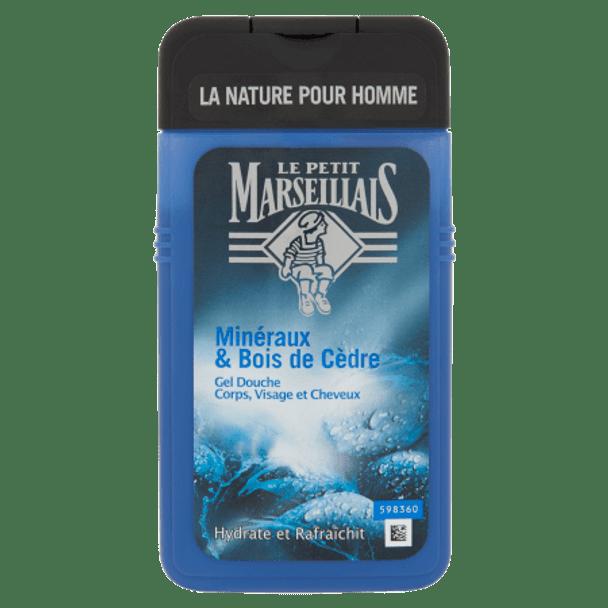 Le Petit Marseillais Men Minerals & Cedarwood Shower Gel 250ml