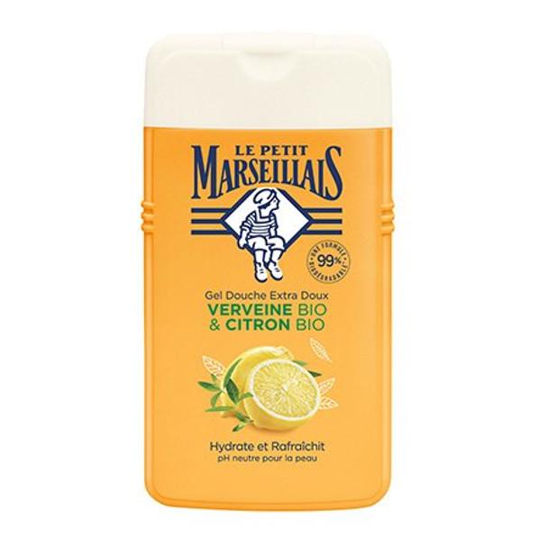 Le Petit Marseillais Organic Verbena & Lemon Shower Gel 250ml