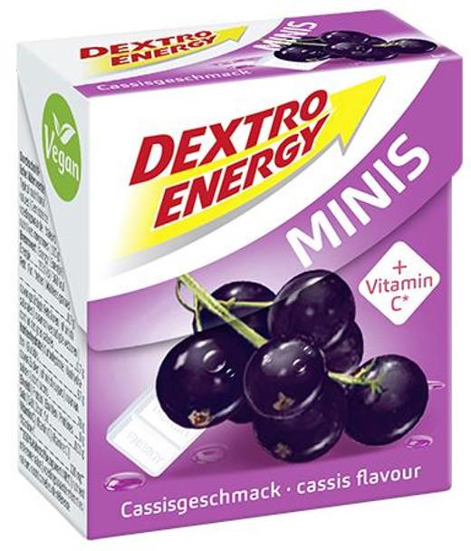 Dextro Energy Johannisbeere Minis 50g