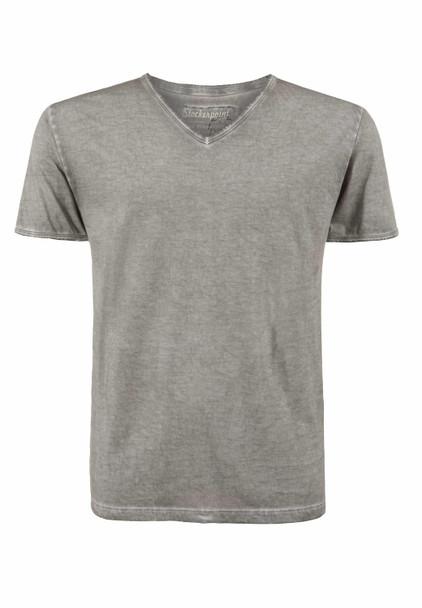 Stockerpoint Mens T-Shirt Falko Stein