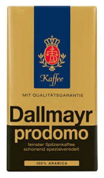Dallmayr Prodomo Ground Coffee 17.6oz (500g)