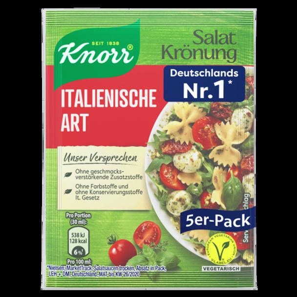 Knorr Salat Kronung Italienische Art (5 pack)
