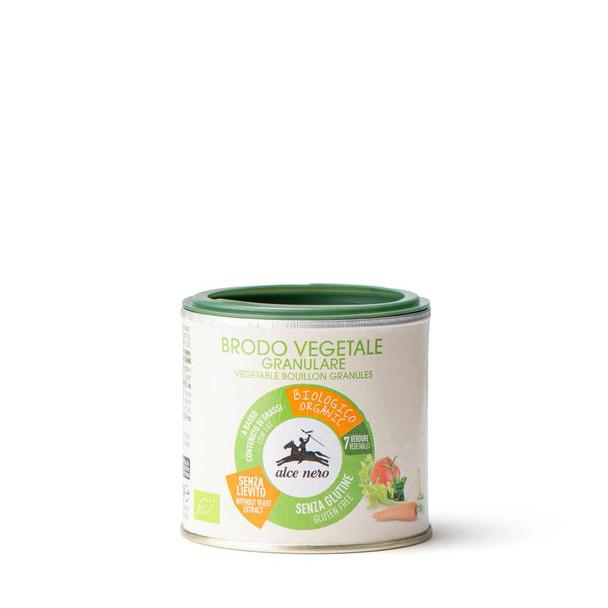 Alce Nero Organic Brodo Vegetale Granulare 120g