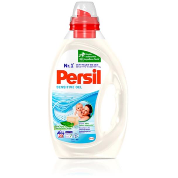 Persil Sensitive Laundry Gel 20 loads
