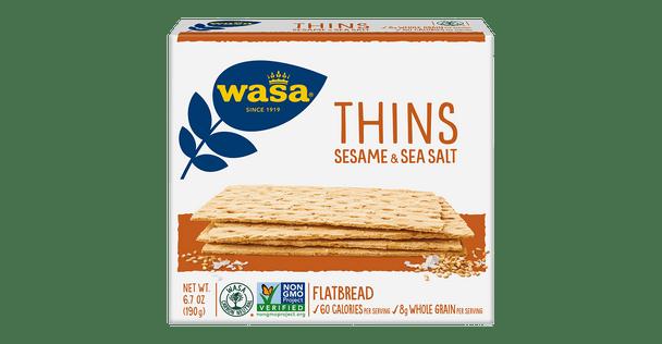 Wasa Sesame Gluten Free