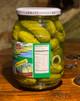 Kruegermann Gourmet Hausfrauenart Pickles 32oz