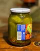 Kruegermann Hot Habanero Dill Pickles 32oz