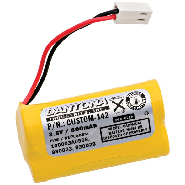 Round Cell Batteries