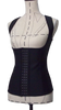 Latex Open Bust Waist Trainer available in Plus Sizes