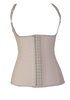 Body Compression shaper - waist training top available in Plus Sizes