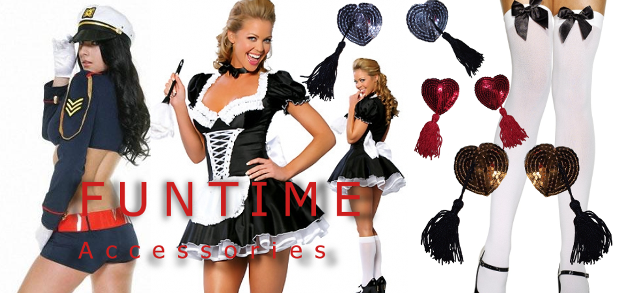 Ladies Costumes available in Plus Sizes