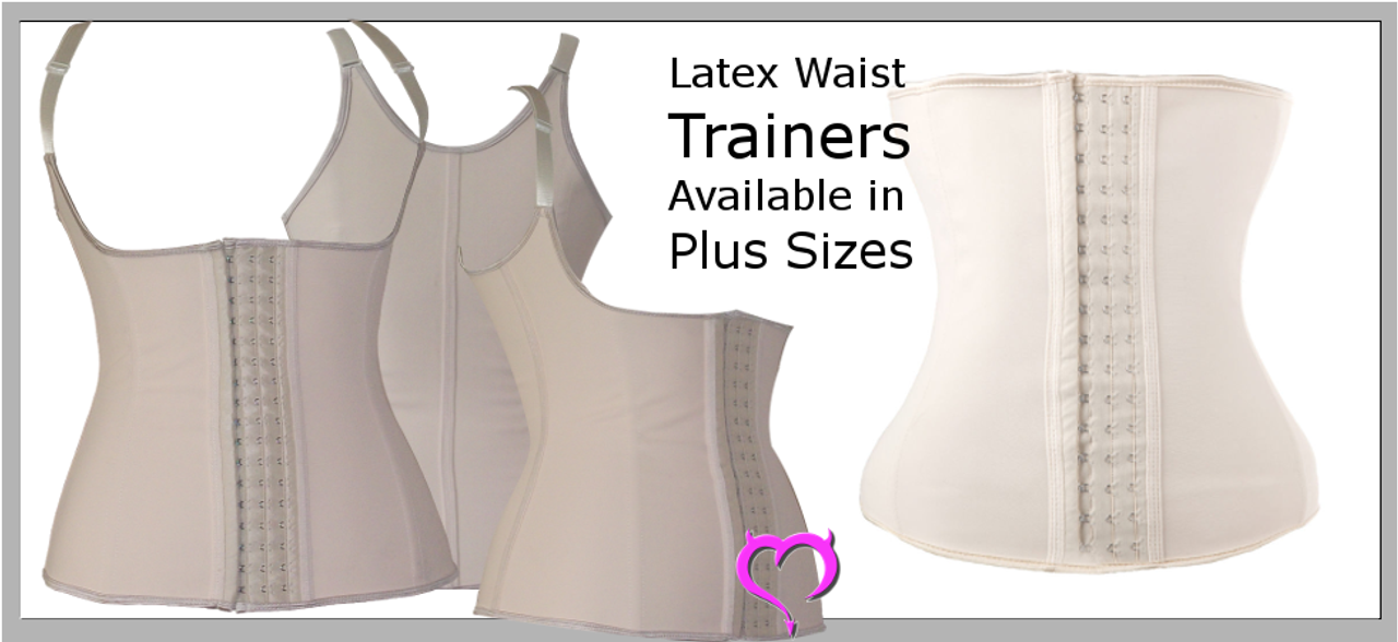 Skin Color Latex Waist Trainers