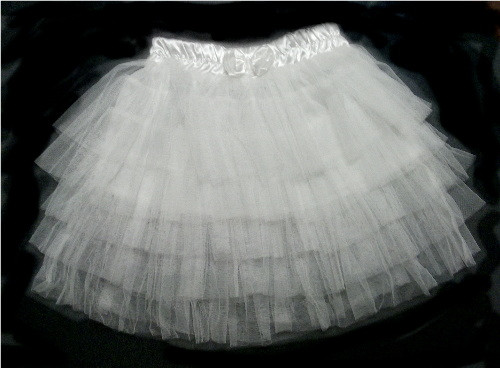 Soft Tulle Layered Tutu or Petticoat