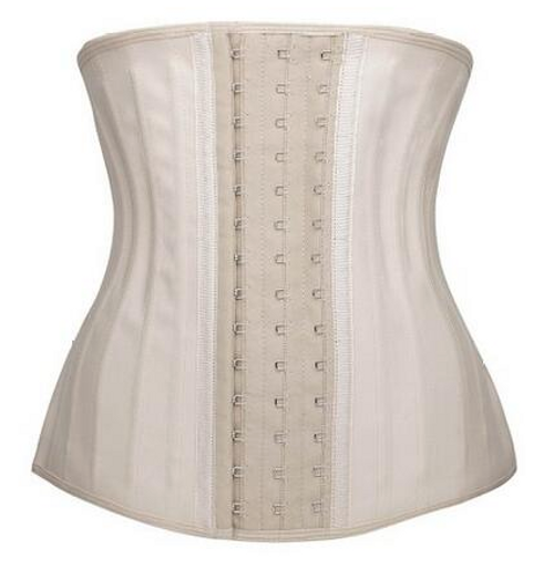 Latex Waist Trainer with 25 Steel Bones Will improve your waist line and hold everything Firm and tight. 30cm in height