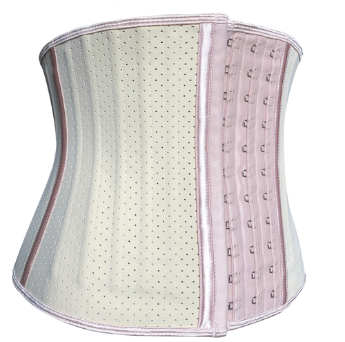 Shorter Waist Shaper is breathable and extremely strong giving you a complete reshape of the waist and figure.