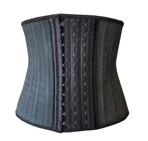Breathable Waist Trainers 24cm in Height has 3 size hook and eyes for comfort and easy to wear