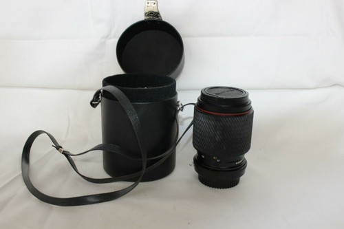 PRE Owned Tokina SD Camera Lens 70-210mm 1:4-5.6 ø52 Japan Untested
