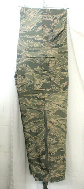 Pre-Owned Military All Purpose Environmental Camo Trousers Sz. L Regular