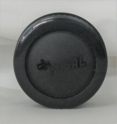 Pre Owned Focal MC Auto 1:2.8 f=2.8 f= 28mm No. 88354559 520 Untested