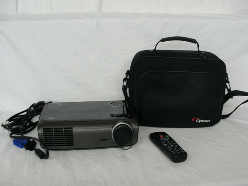 Pre Owned Optoma EP728 DLP Portable Projector With Case