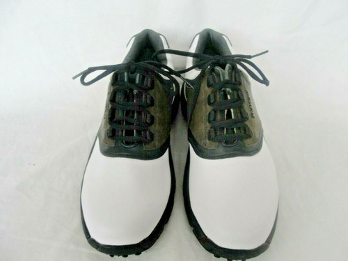 Pre Owned Footjoy Golf Shoes 45516 Size 10M