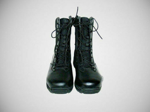 First Tactical Black Safety Toe Side Zip Duty Boot Ladies Size 7 No. 166002