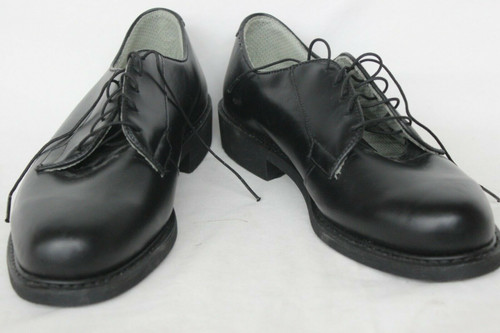 Addison Shoe Co. Mens Work Shoes Size 9E Black Leather/Avonite Soles