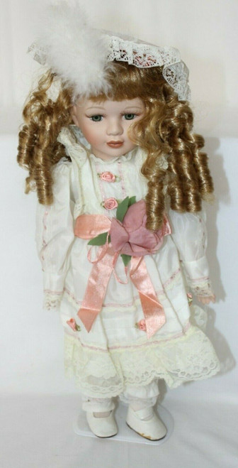 Seymour Mann Porcelain Doll From The Connoisseur Collection