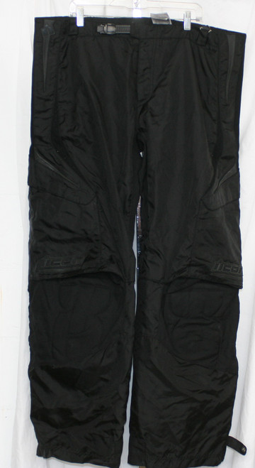 NWT Men's Icon ARC Stealth Riding Pants