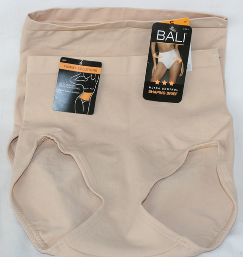 NWT Bali Ultra Control Shaping Briefs Set of 2  Sz. S